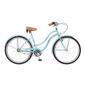 """Neuzer California 26"""" N3 agyváltós Női Cruiser kerékpár 2020 NE1882022060"""