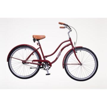"""Neuzer Beach 26"""" 1 sebességes Női Cruiser kerékpár 2020 NE1882032050"""