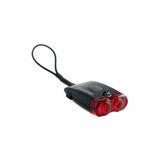 Bikefun Ray R USB akkumulátoros kerékpár lámpa hátsó USB töltős