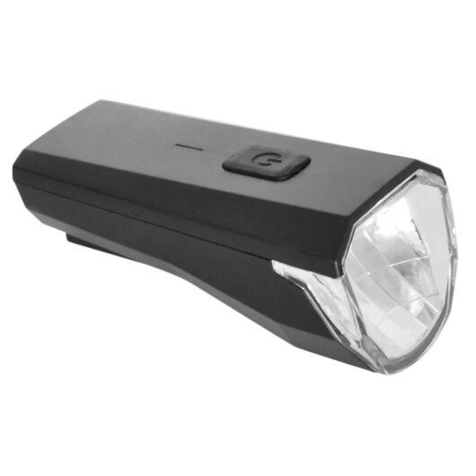 Bikefun Stream USB akkumulátoros kerékpár lámpa első USB töltős