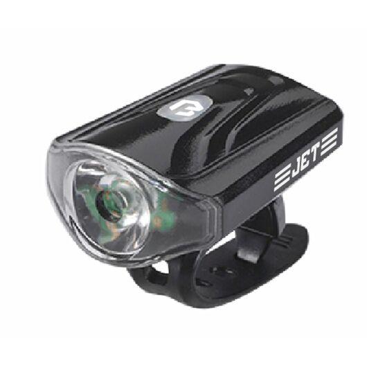 Bikefun Jet USB akkumulátoros kerékpár lámpa első USB töltős