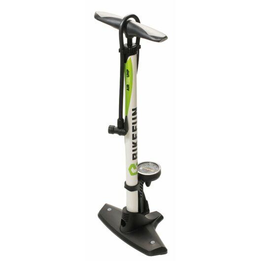 Bikefun Supercharger kerékpár pumpa nyomásmérővel