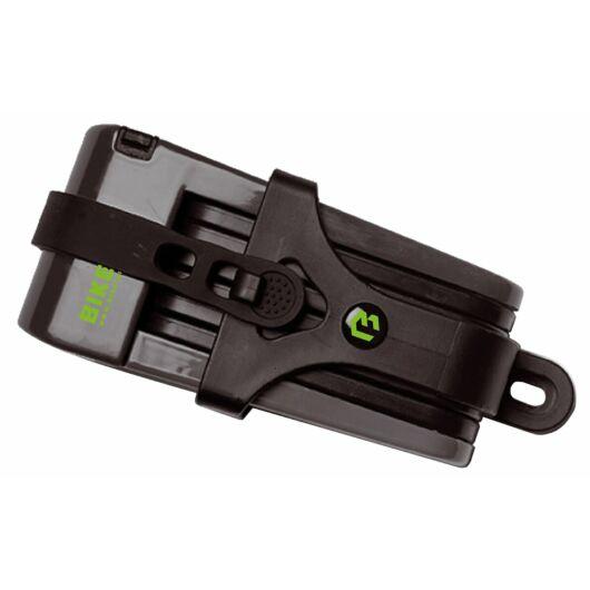Bikefun X-Safe hajtogatható kerékpár lakat 70 cm biztonsági szint 10