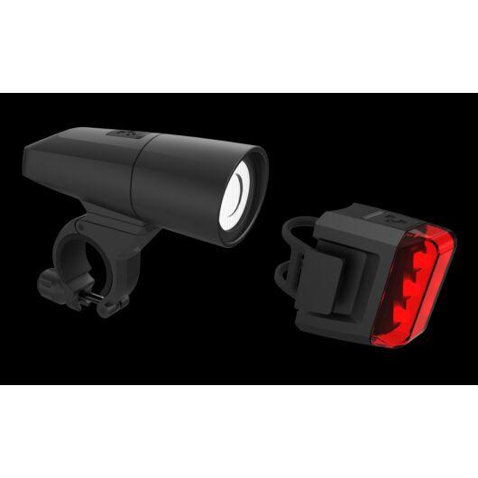 Cube Pro 18 elemes kerékpár lámpa szett