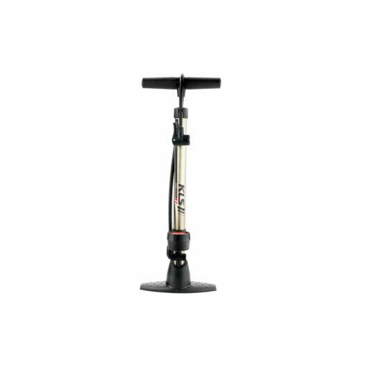 Kellys Magnum kerékpár állópumpa nyomásmérővel