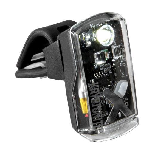 Kryptonite Avenue akkumulátoros kerékpár lámpa első vagy hátsó USB töltős