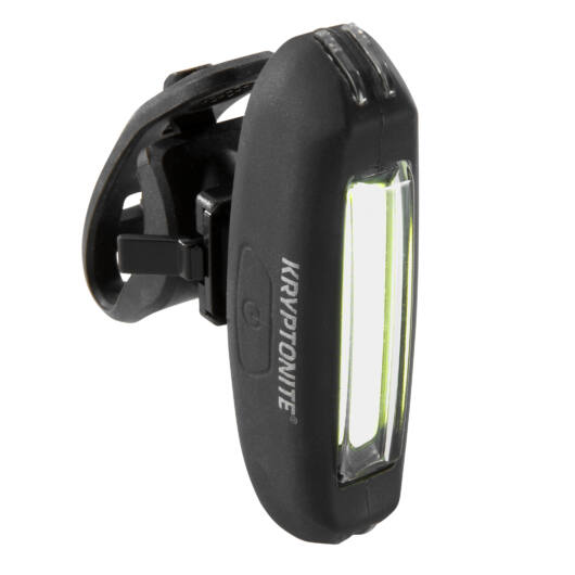 Kryptonite Avenue akkumulátoros kerékpár lámpa első USB töltős