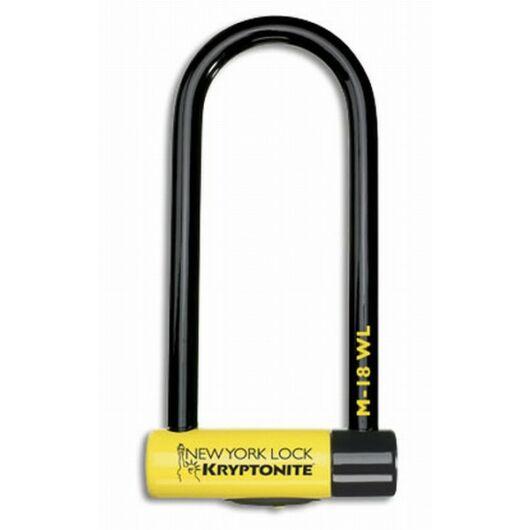 Kryptonite New York M-18 WL U lakat világítós kulcsos biztonsági szint 10