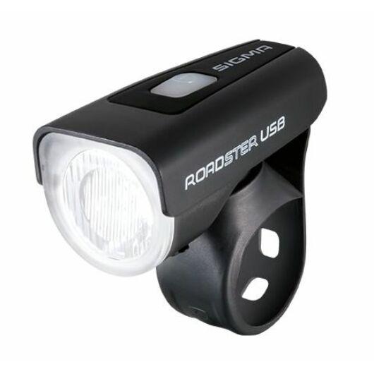 Sigma Roadster USB akkumulátoros kerékpár lámpa első USB töltős