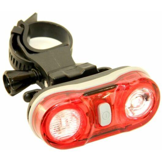 Velotech 2 elemes kerékpár lámpa hátsó 2X0,5W