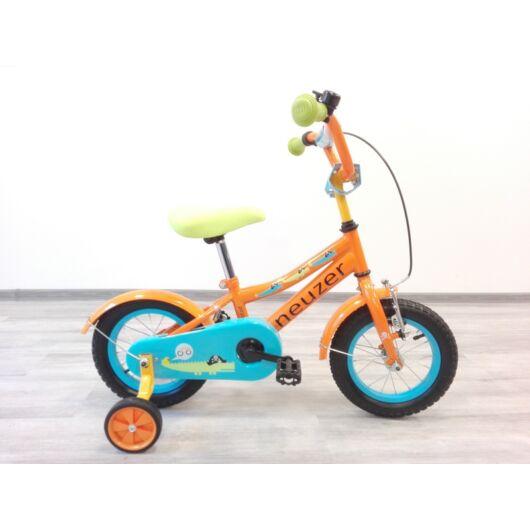 Neuzer BMX 12 fiú narancs/piratecrocs