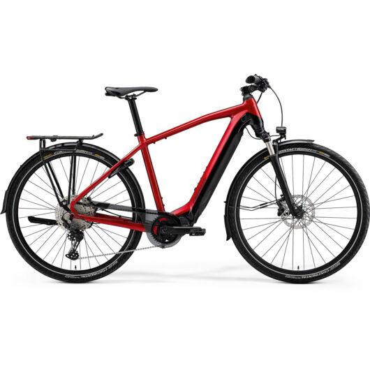 MERIDA kerékpár 21 eSPRESSO EP8-EDITION EQ M (51) PIROS/FEKETE