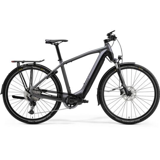 MERIDA kerékpár 2021 eSPRESSO 675 EQ MATT ANTRACIT/FEKETE