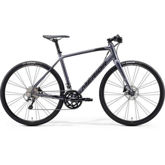 MERIDA kerékpár 2021 SPEEDER 300 L(56) ANTRACIT (FEKETE)