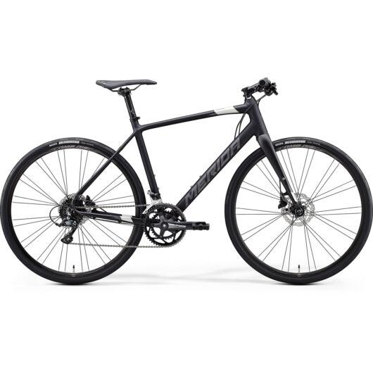 MERIDA kerékpár 2021 SPEEDER 200 FEKETE(EZÜST)