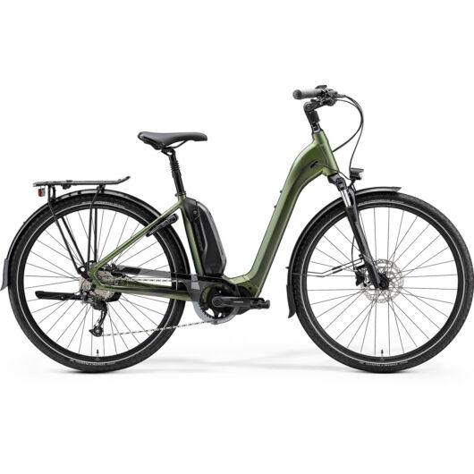 MERIDA kerékpár 2021 eSPRESSO CITY 300SE EQ 504Wh 504Wh L (53) MATT ANTRACIT/FEKETE