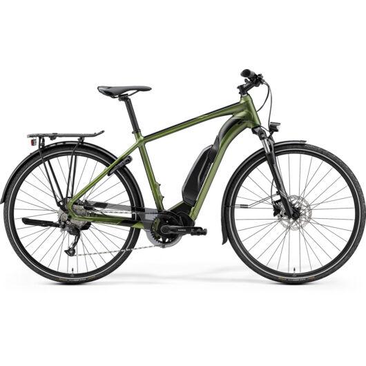 MERIDA kerékpár 2021 eSPRESSO 300SE EQ 504Wh 504Wh S (47) SELYEMZÖLD(FEKETE)