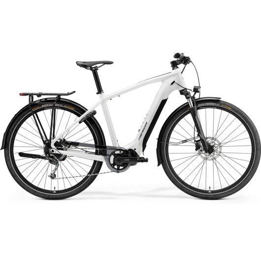 MERIDA kerékpár 2021 eSPRESSO 400 S EQ (51) FÉNYES FEHÉR(FEKETE)