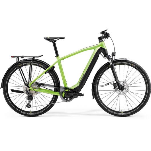 MERIDA kerékpár 2021 eSPRESSO 600 EQ MATT ZÖLD/FEKETE