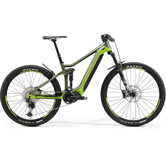 MERIDA kerékpár 2021 eONE-FORTY 700 SELYEMZÖLD/VILÁGOSZÖLD