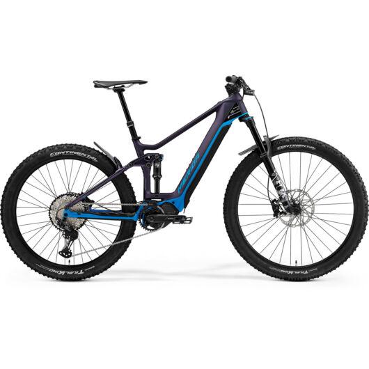 MERIDA kerékpár 2021 eONE-FORTY 8000 SELYEM LILA/KÉK