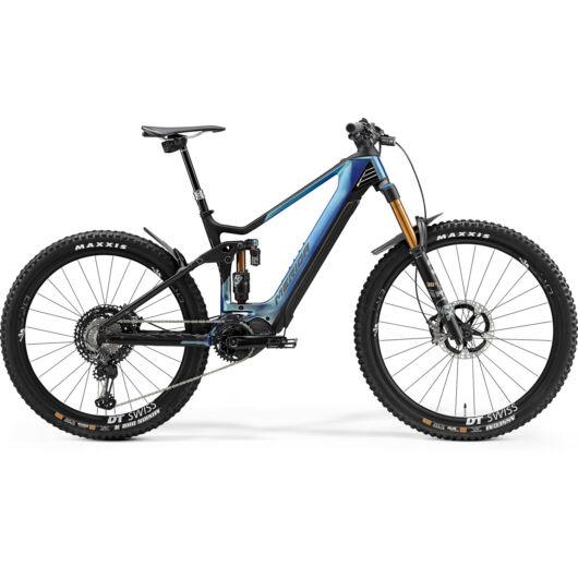MERIDA kerékpár 2021 eONE-SIXTY 10K FÉNYES KÉK/MATT FEKETE
