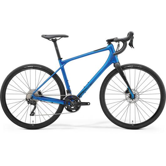MERIDA kerékpár 2021 SILEX 400 KÉK(FEKETE)