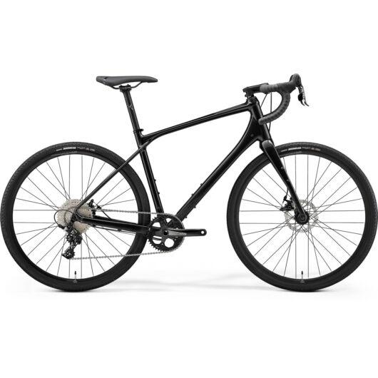 MERIDA kerékpár 2021 SILEX 300 FEKETE