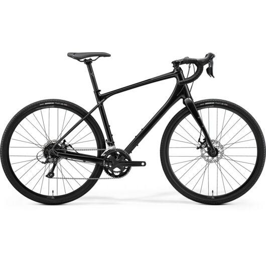 MERIDA kerékpár 2021 SILEX 200 FEKETE(MATT FEKETE)