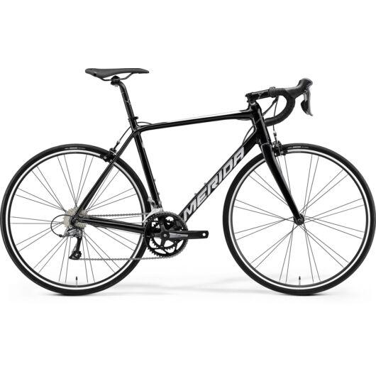 MERIDA kerékpár 2021 SCULTURA RIM 100 (59) METÁL FEKETE(EZÜST)