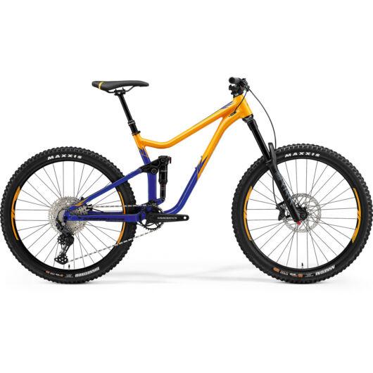 MERIDA kerékpár 2021 ONE-SIXTY 400 NARANCS/KÉK