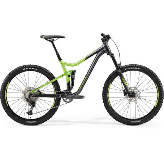 MERIDA kerékpár 2021 ONE-FORTY 400 ZÖLD/ANTRACIT