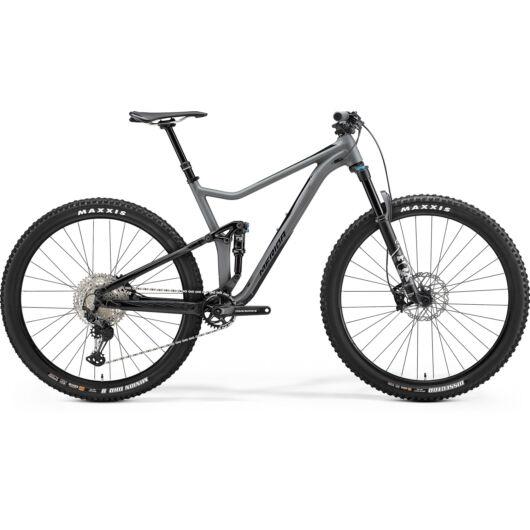 MERIDA kerékpár 2021 ONE-TWENTY 700 MATT SZÜRKE/FÉNYES FEKETE