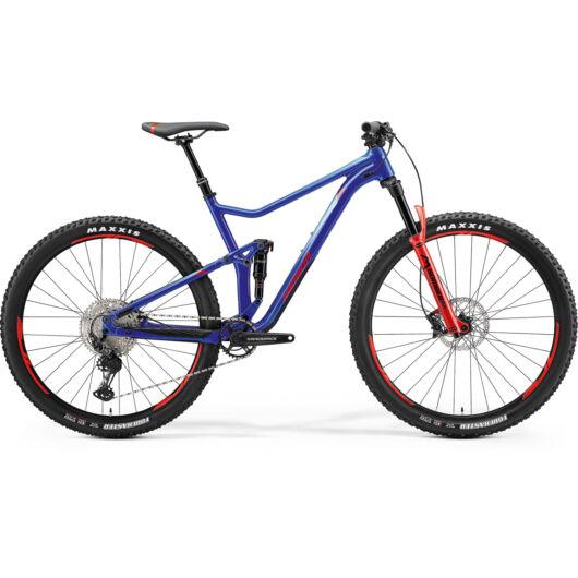 MERIDA kerékpár 2021 ONE-TWENTY 600 (20.5) SÖTÉTKÉK(PIROS/EZÜST-KÉK)