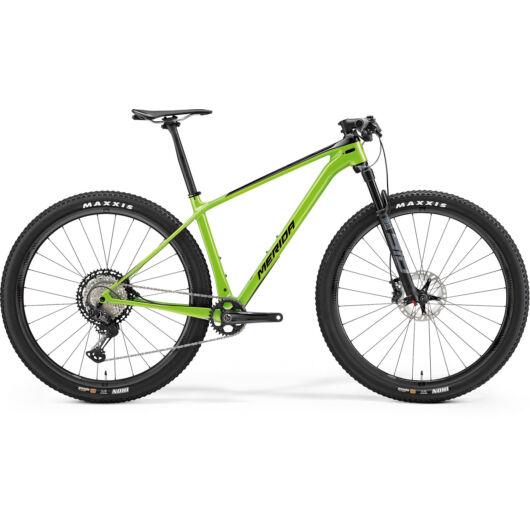 MERIDA kerékpár 2021 BIG NINE 7000 ZÖLD/ FEKETE