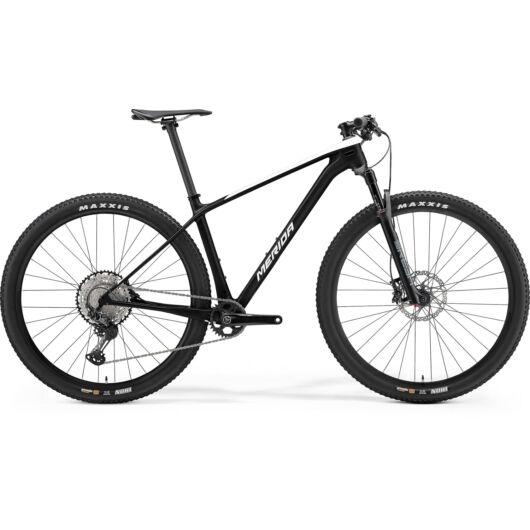 MERIDA kerékpár 2021 BIG NINE XT FÉNYES GYÖNGY FEHÉR/MATT FEKETE
