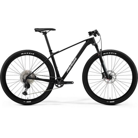 MERIDA kerékpár 2021 BIG NINE 5000 FÉNYES GYÖNGY FEHÉR/MATT FEKETE