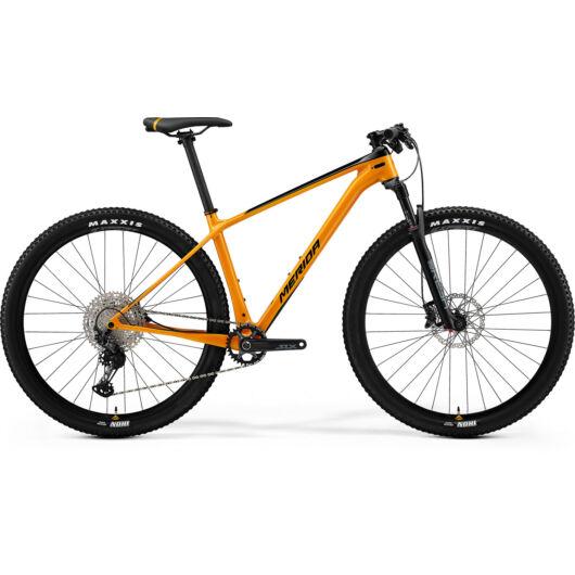 MERIDA kerékpár 2021 BIG.NINE 5000 L NARANCS/FEKETE