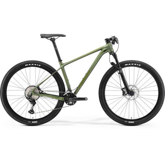 MERIDA kerékpár 2021 BIG.NINE 700 M(17) MATT ZÖLD (FÉNYES MOHAZÖLD)