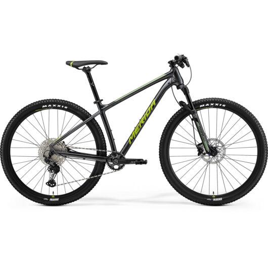 MERIDA kerékpár 2021 BIG NINE SLX-ED (22) ANTRACIT(ZÖLD/EZÜST)