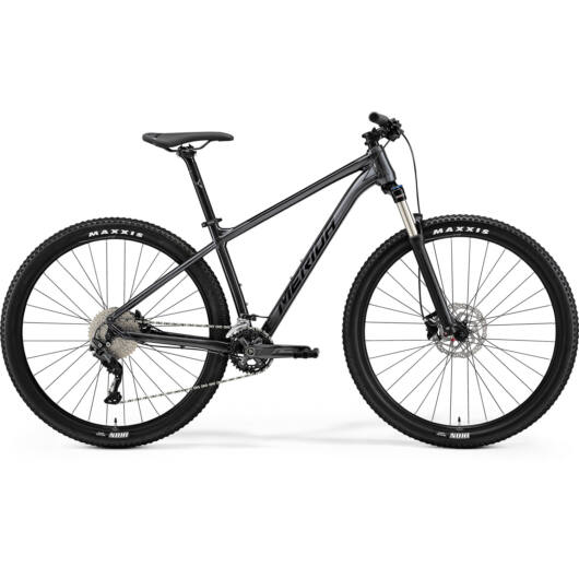 MERIDA kerékpár 2021 BIG NINE 300 ANTRACIT(FEKETE)