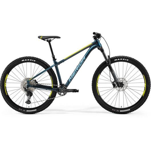 MERIDA kerékpár 2021 BIG TRAIL 500 PÁVAKÉK/LIME