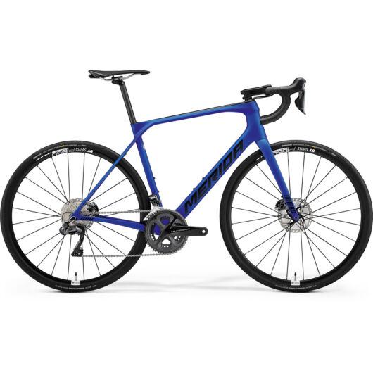 MERIDA kerékpár 2021 SCULTURA ENDURANCE 7000-E 7000-E M (51) MATT KÉK(FEKETE)