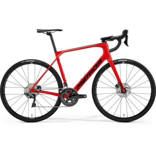 MERIDA kerékpár 2021 SCULTURA ENDURANCE 6000 6000 S (49) FÉNYES PIROS (FEKETE)