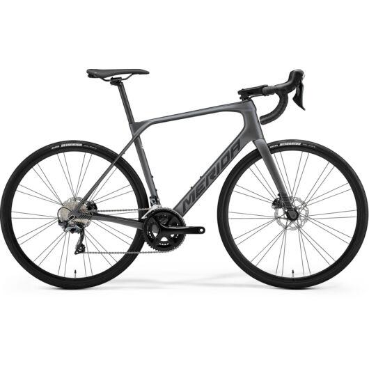 MERIDA kerékpár 2021 SCULTURA ENDURANCE 5000 5000 L (53) SELYEM ANTRACIT(FEKETE)