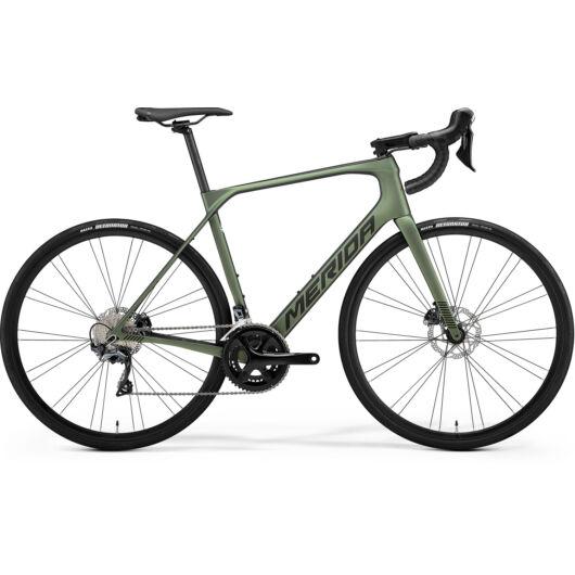 MERIDA kerékpár 2021 SCULTURA ENDURANCE 5000 5000 S (49) MATT ZÖLD(FEKETE)