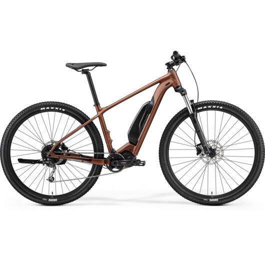 MERIDA kerékpár 2021 eBIG SEVEN 300SE SELYEM BRONZ(FEKETE)