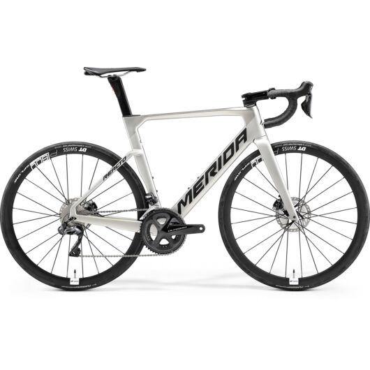 MERIDA kerékpár 2021 REACTO 7000-E FÉNYES TITÁN/SELYEM TITÁN