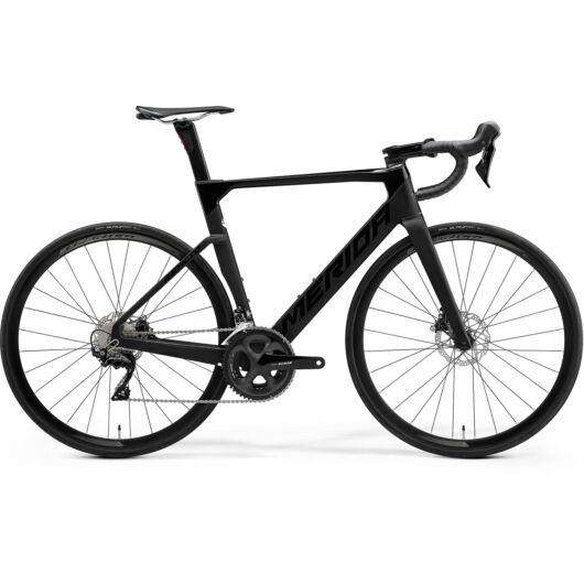 MERIDA kerékpár 2021 REACTO 4000 FÉNYES FEKETE/MATT FEKETE