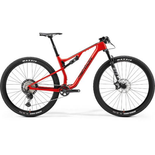 MERIDA kerékpár 2021 NINETY-SIX RC XT (17.5) FÉNYES PIROS (FEKETE)